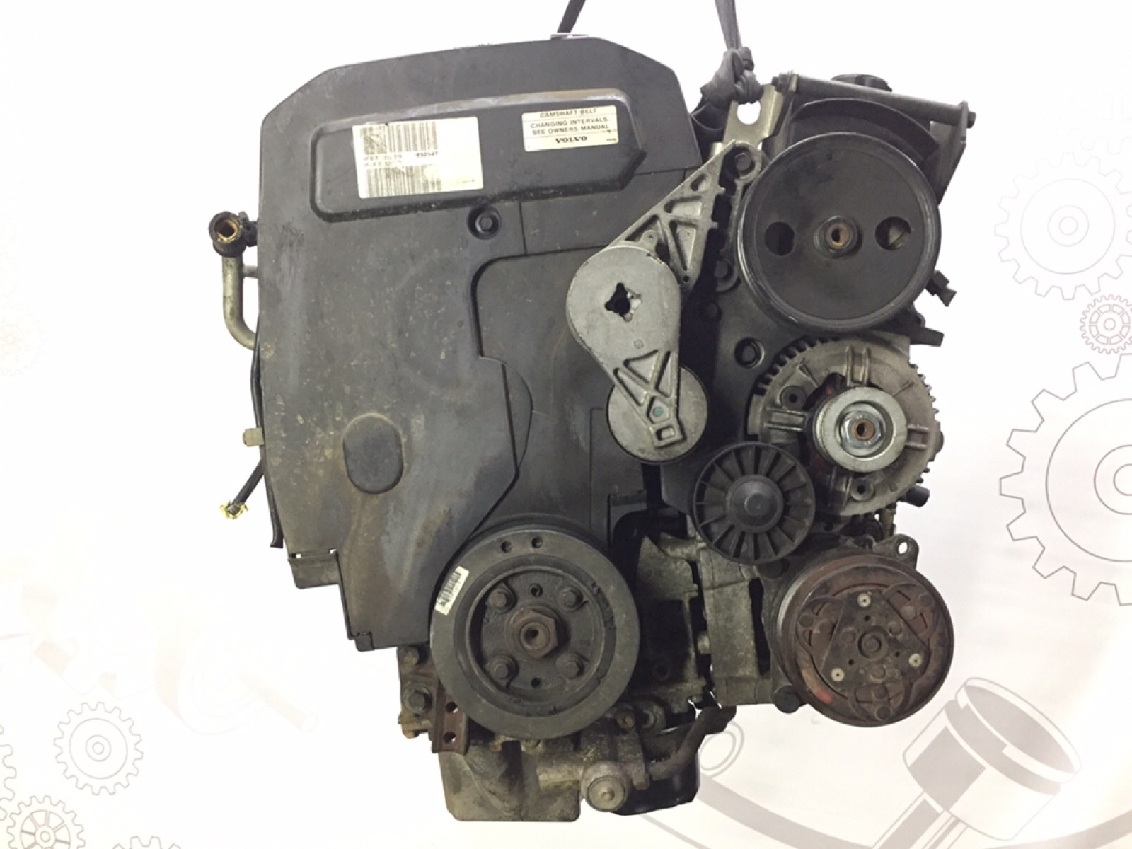 Двигатель бензиновый Volvo S70 2.4 TI 1998 (б/у)