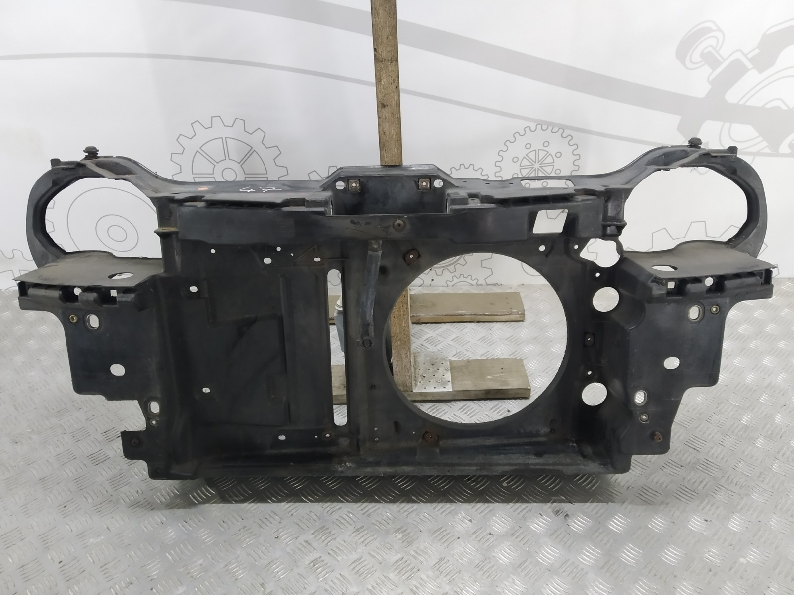 Передняя панель крепления облицовки (телевизор) Seat Arosa 1.0 I 2002 (б/у)