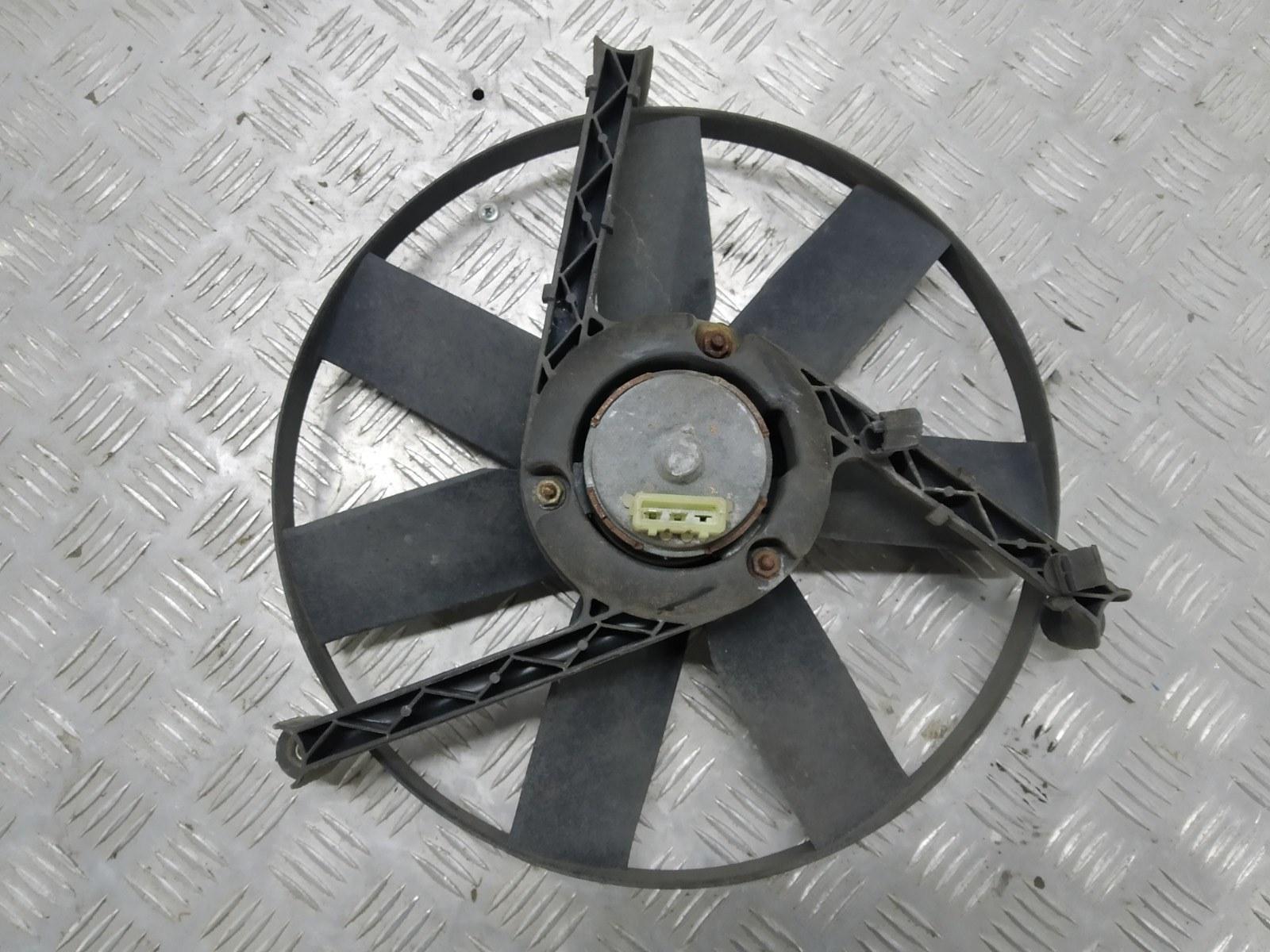 Вентилятор радиатора Seat Arosa 1.0 I 2002 (б/у)