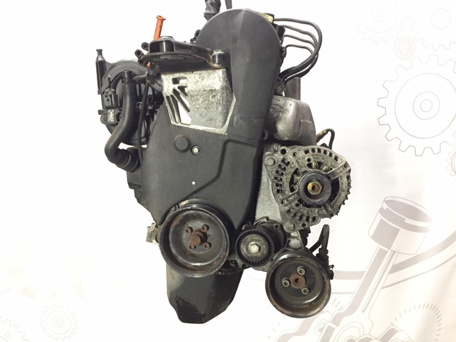 Двигатель бензиновый Seat Arosa 1.0 I 2002 (б/у)
