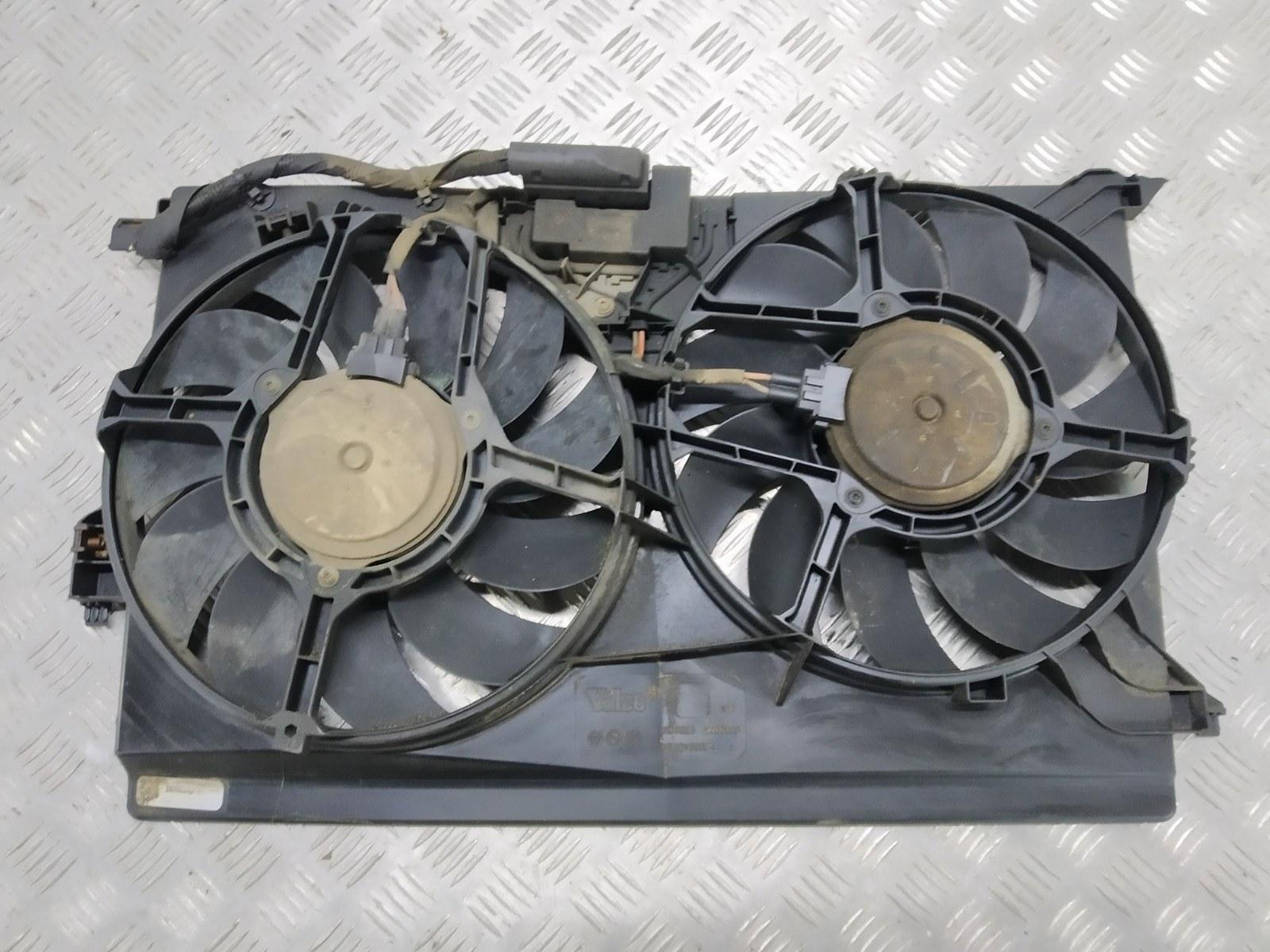 Вентилятор радиатора Saab 9-3 2.2 TID 2004 (б/у)