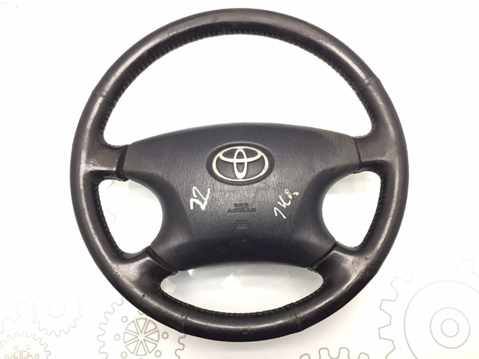 Руль Toyota Avensis Verso 2.0 D-4D 2002 (б/у)