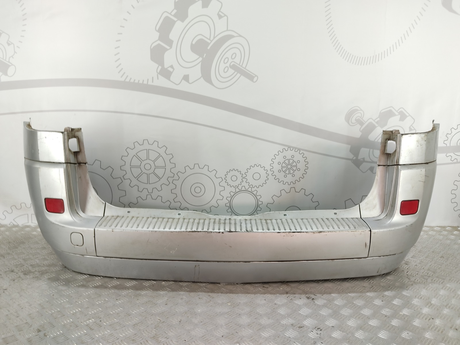 Бампер задний Renault Grand Scenic 2.0 I 2006 (б/у)