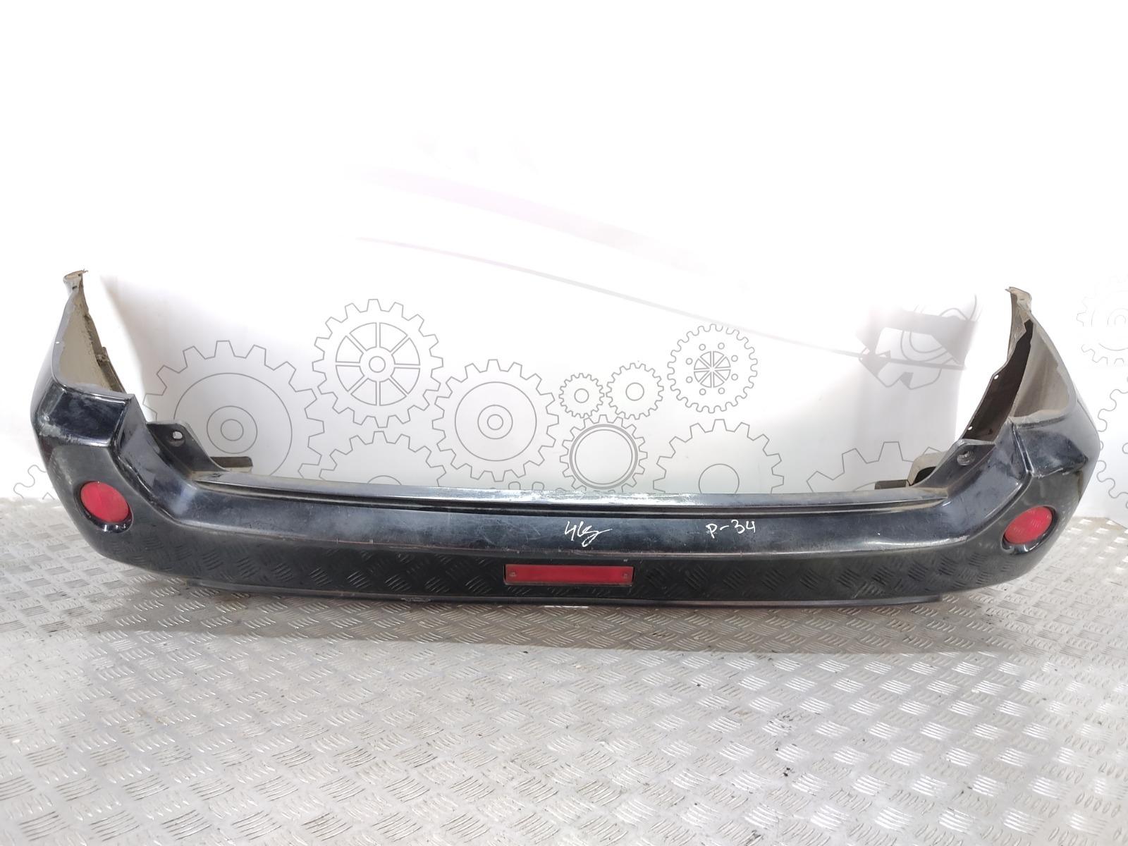 Бампер задний Nissan X-Trail T30 2.2 DCI 2003 (б/у)