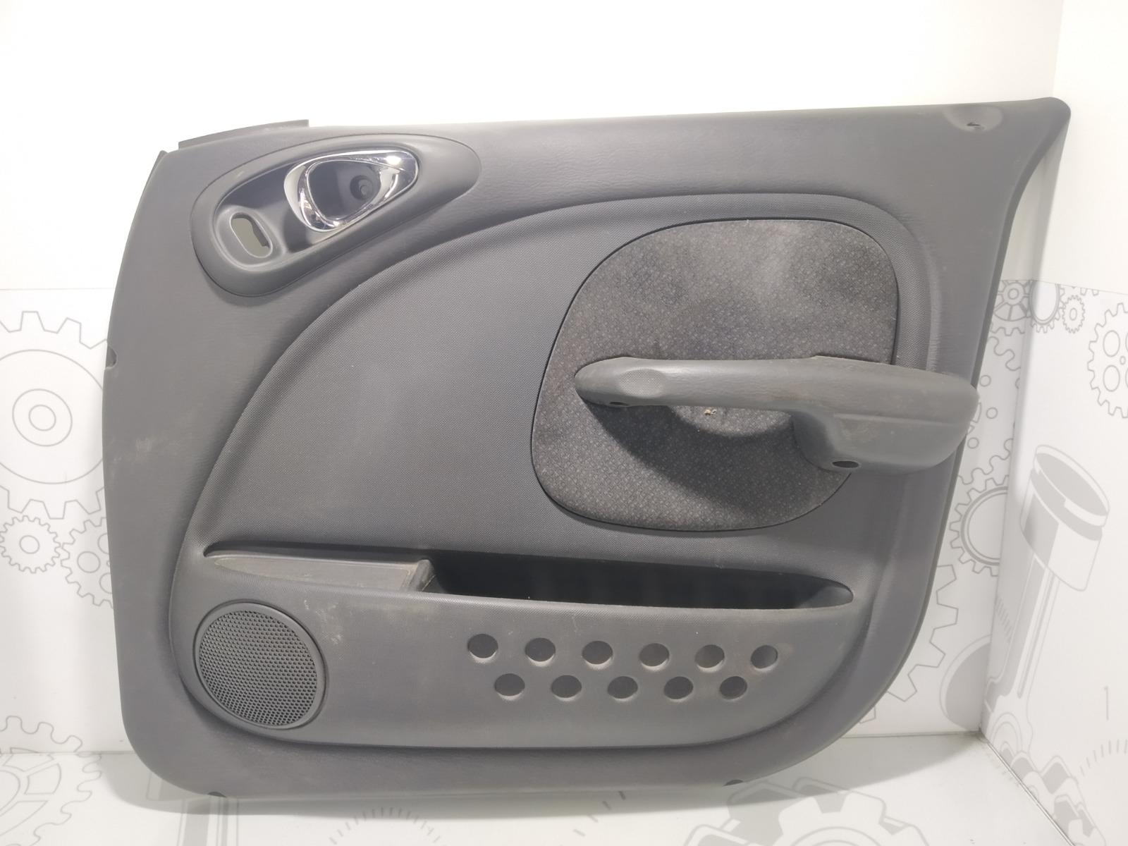 Обшивка двери передней правой (дверная карта) Chrysler Pt-Cruiser 2.0 I 2003 (б/у)