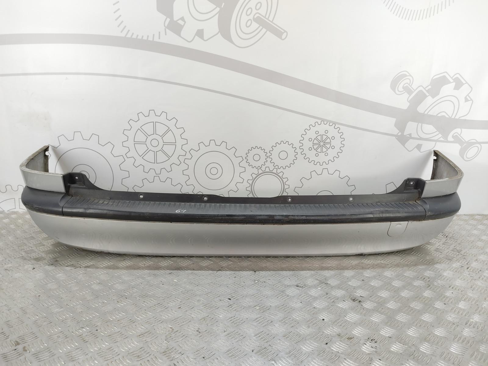 Бампер задний Opel Zafira A 1.6 I 2004 (б/у)