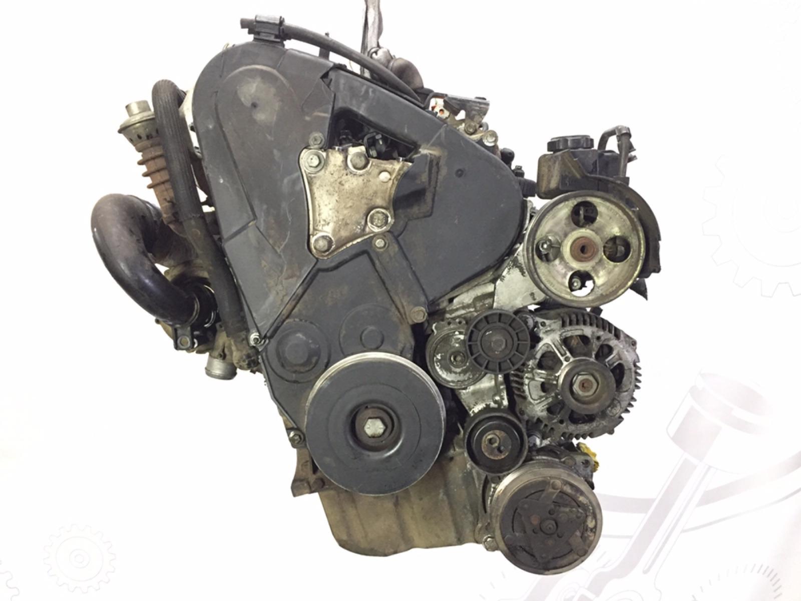 Двигатель дизельный Citroen Xsara Picasso 2.0 HDI 2003 (б/у)
