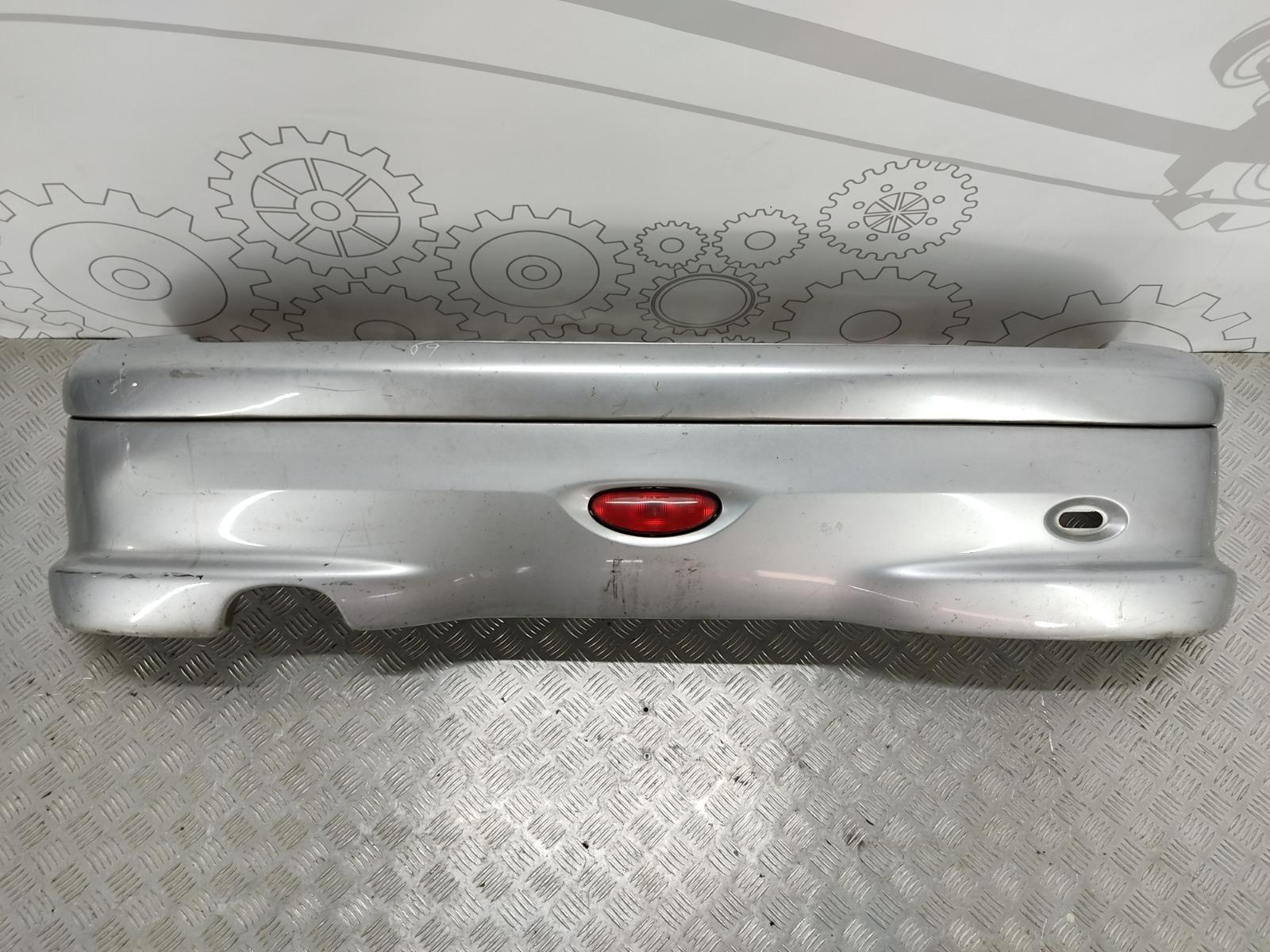 Бампер задний Peugeot 206 1.4 HDI 2005 (б/у)