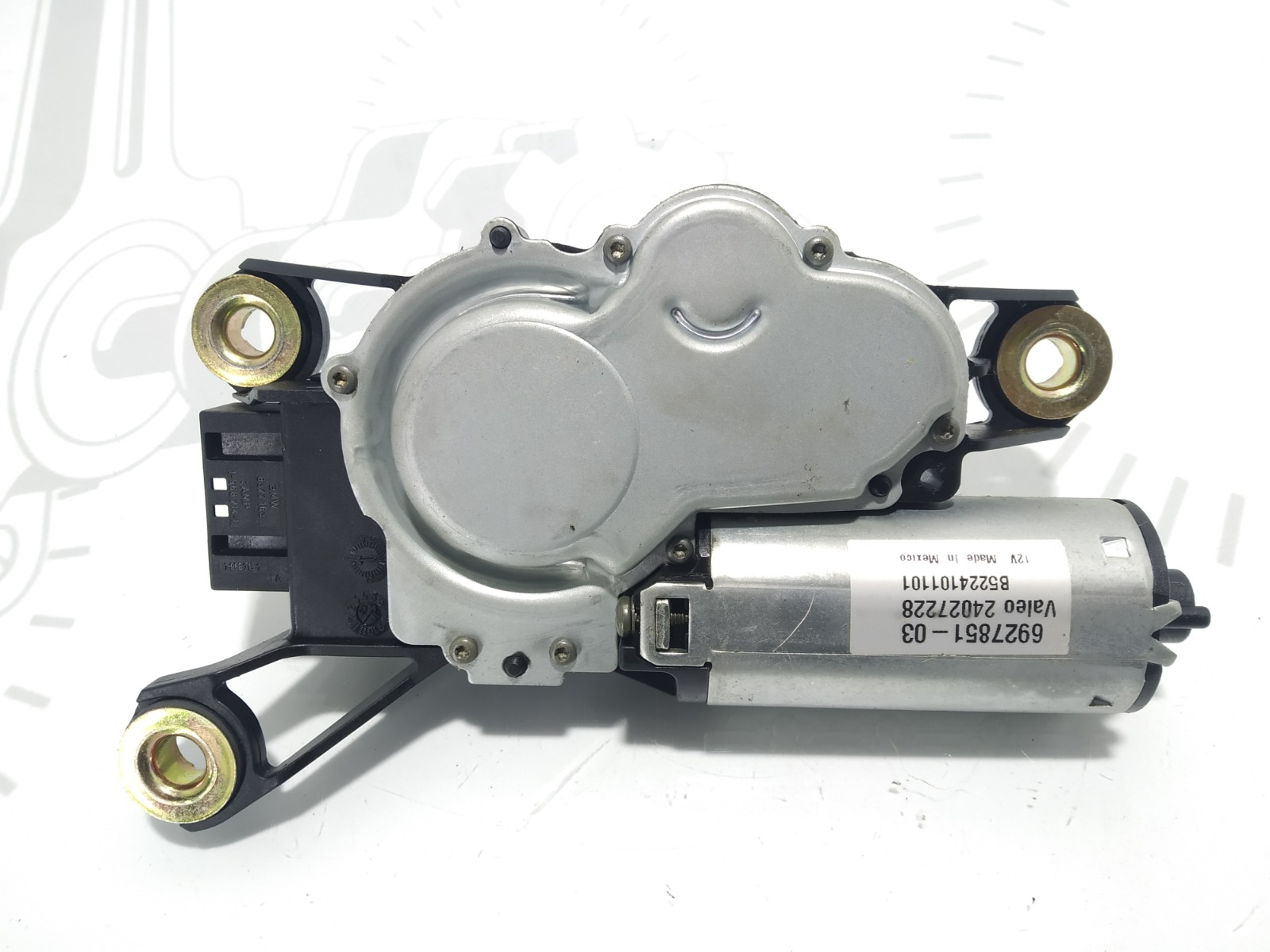 Моторчик заднего стеклоочистителя (дворника) Bmw X5 E53 4.8 I 2005 (б/у)