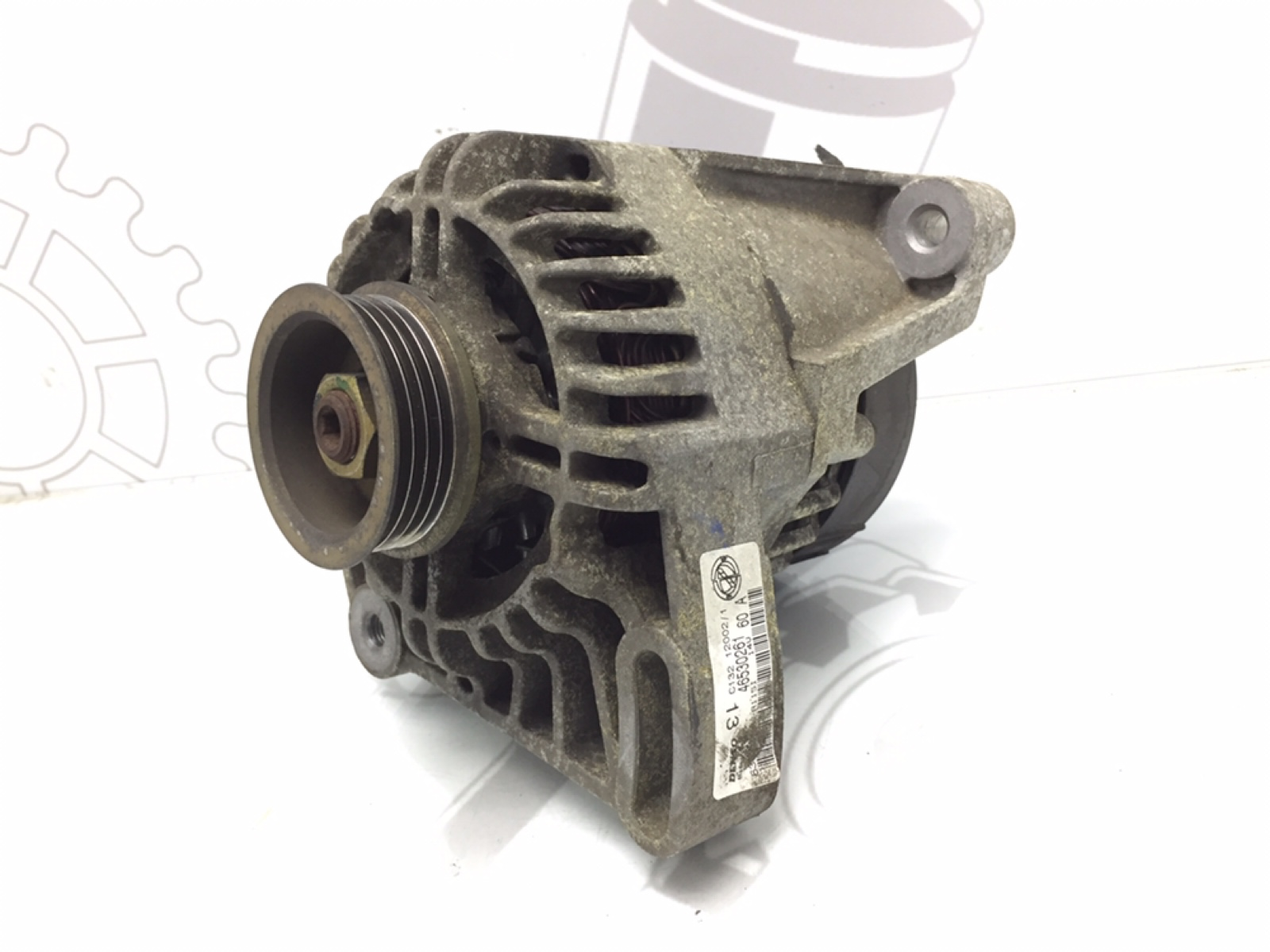 Генератор Fiat Punto 1.2 I 2002 (б/у)