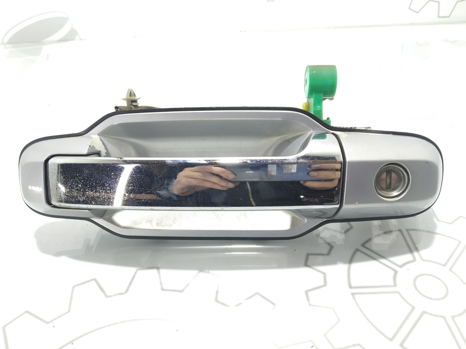 Ручка наружная передняя левая Kia Sorento 2.5 CRDI 2004 (б/у)