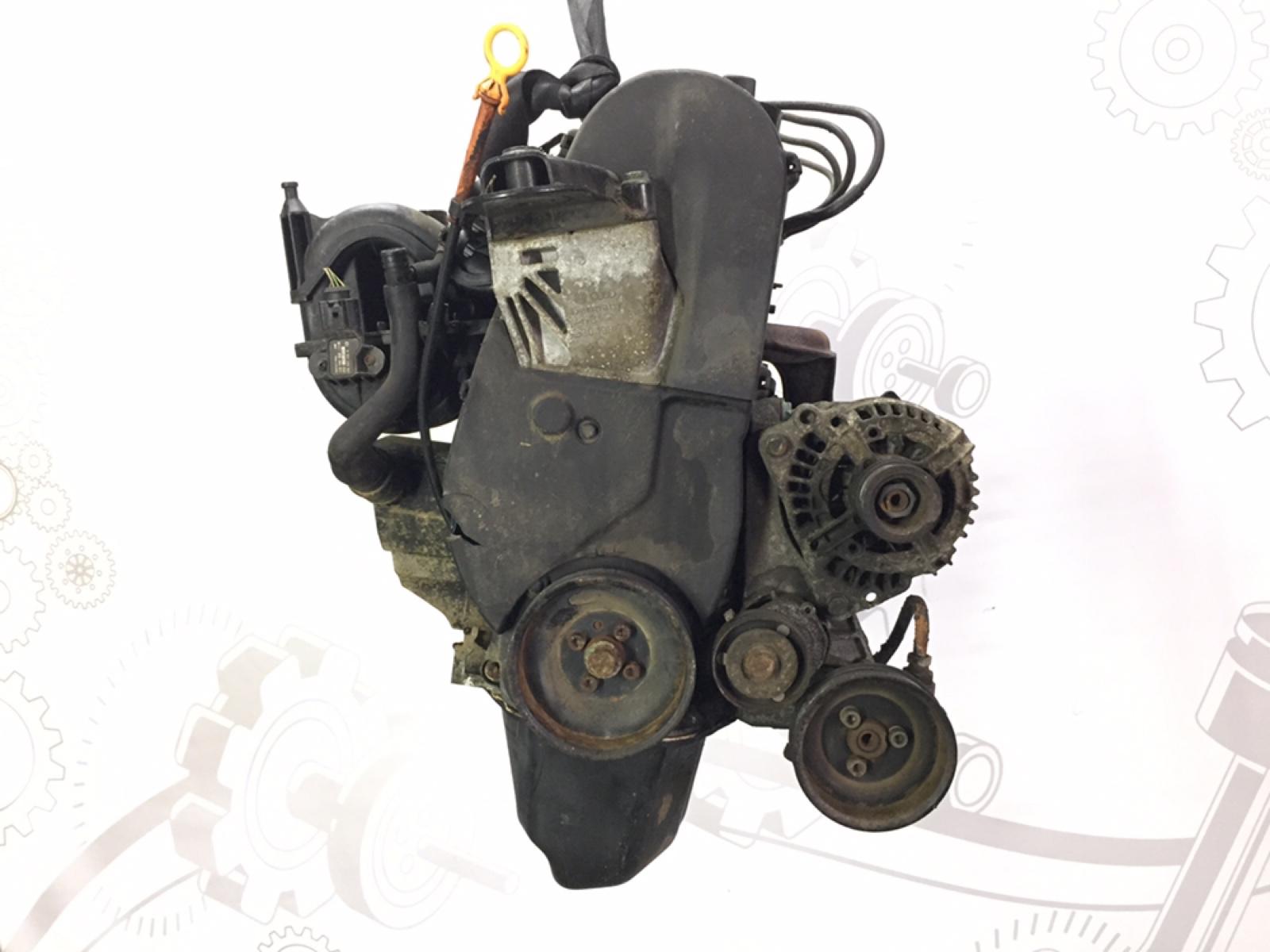 Двигатель бензиновый Volkswagen Polo 1.0 I 2001 (б/у)