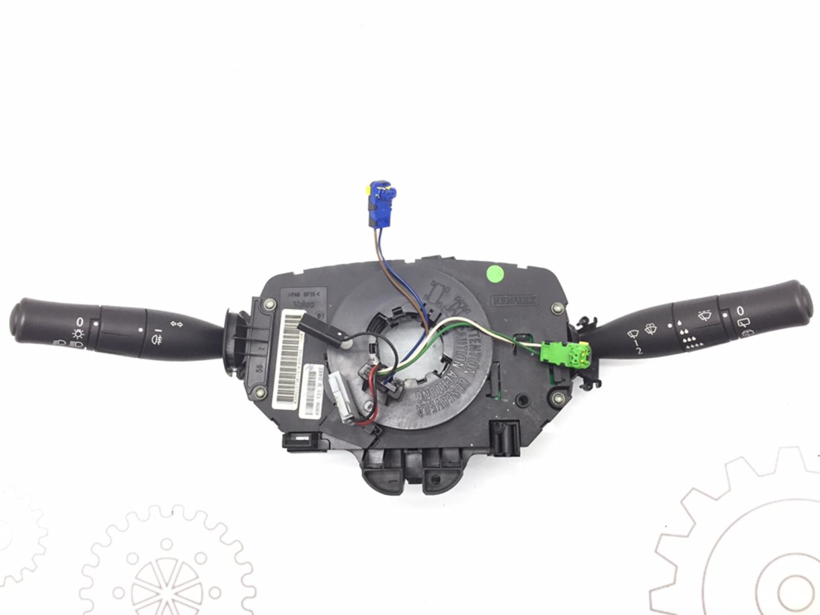 Переключатель подрулевой (стрекоза) Renault Megane 1.6 I 2007 (б/у)