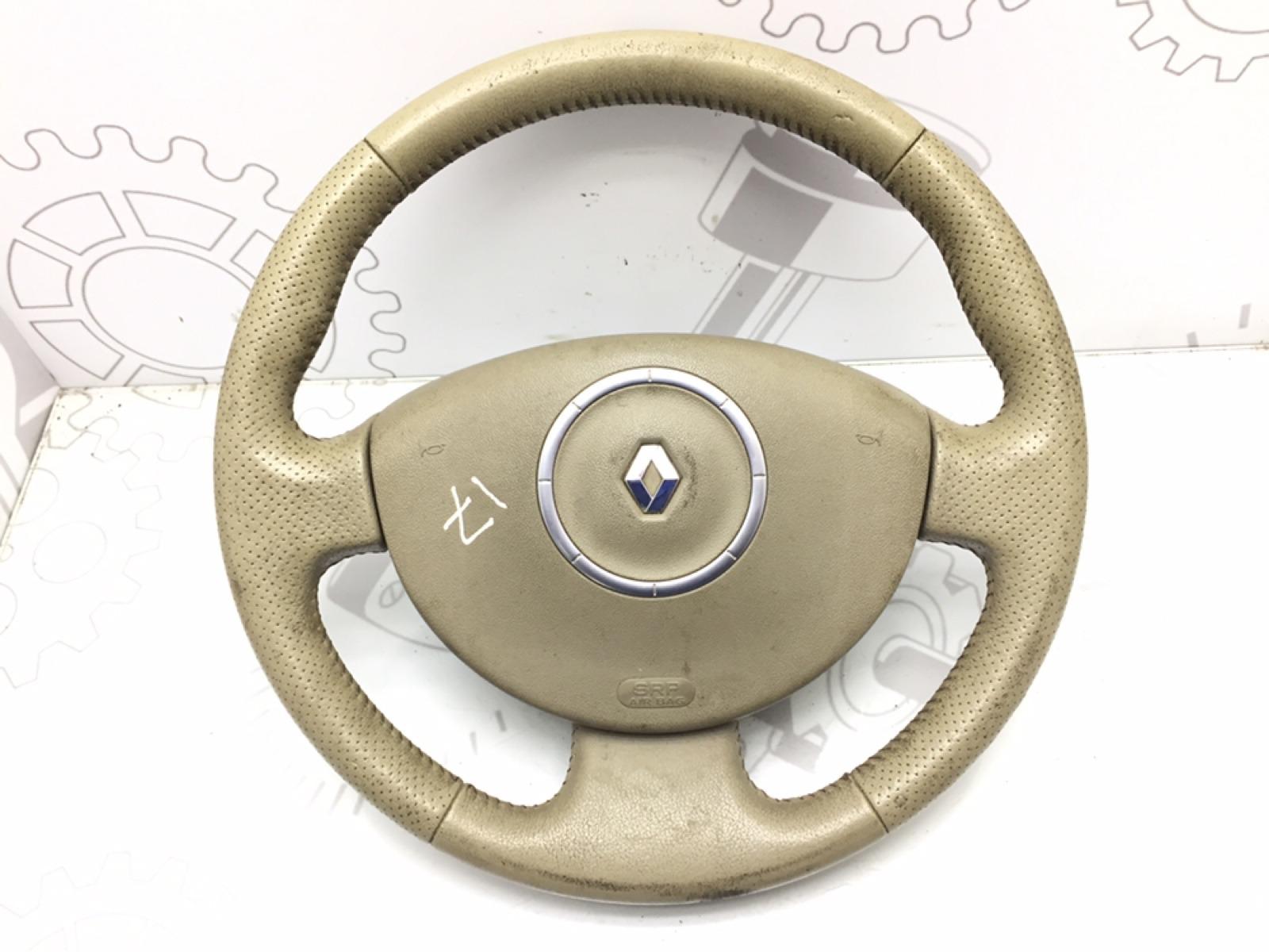 Руль Renault Grand Scenic 2.0 I 2006 (б/у)