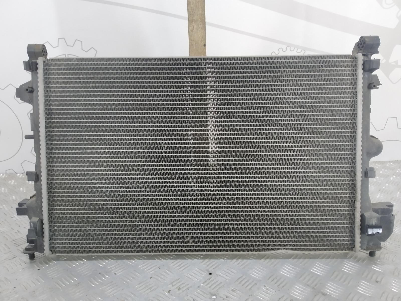 Радиатор (основной) Opel Vectra C 1.9 CDTI 2006 (б/у)