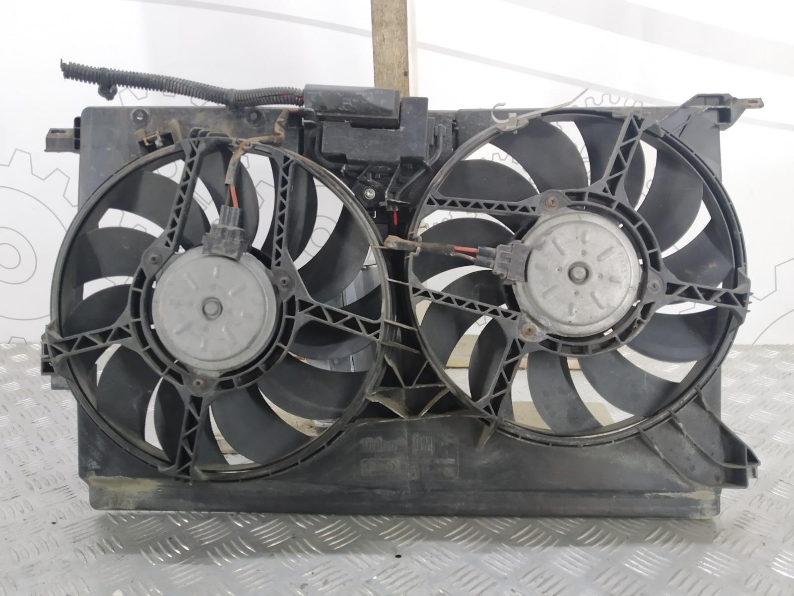 Вентилятор радиатора Opel Vectra C 1.9 CDTI 2006 (б/у)