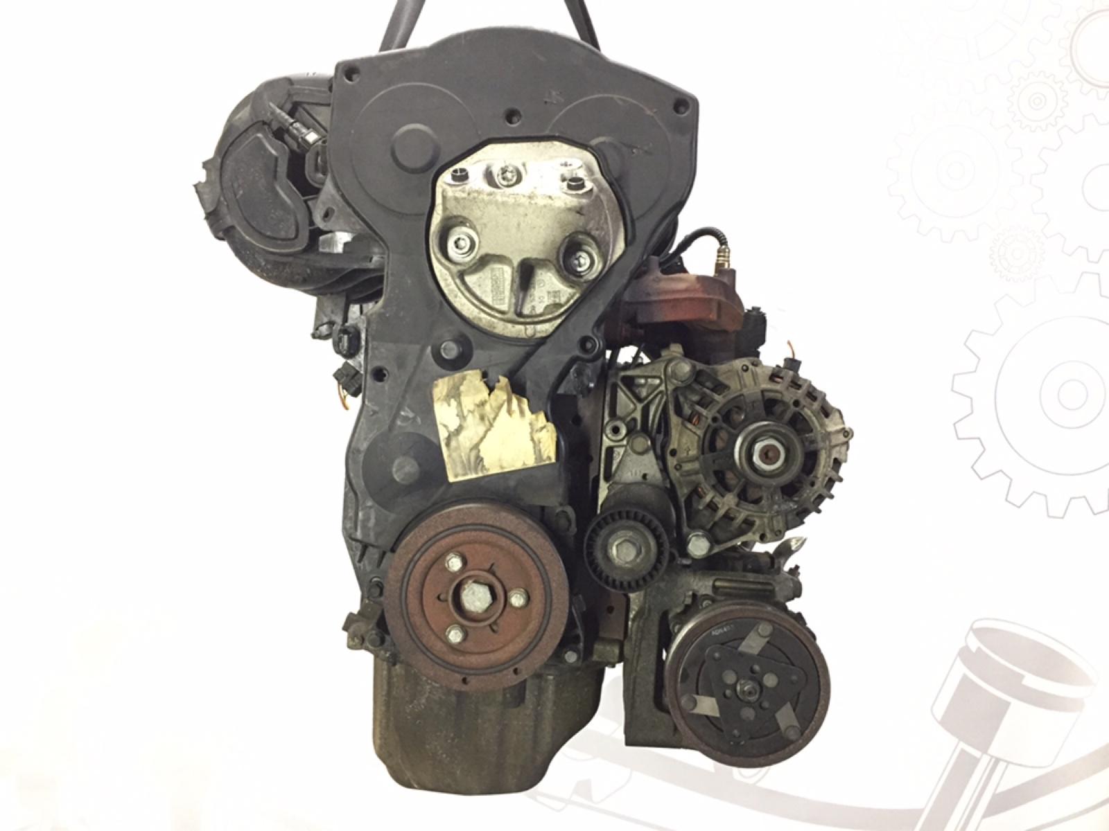 Двигатель бензиновый Peugeot 307 1.6 I 2006 (б/у)