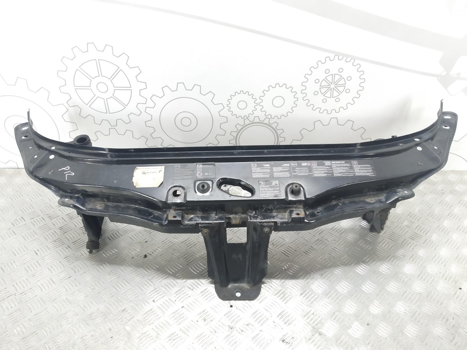 Передняя панель крепления облицовки (телевизор) Renault Grand Espace 3.0 DCI 2005 (б/у)