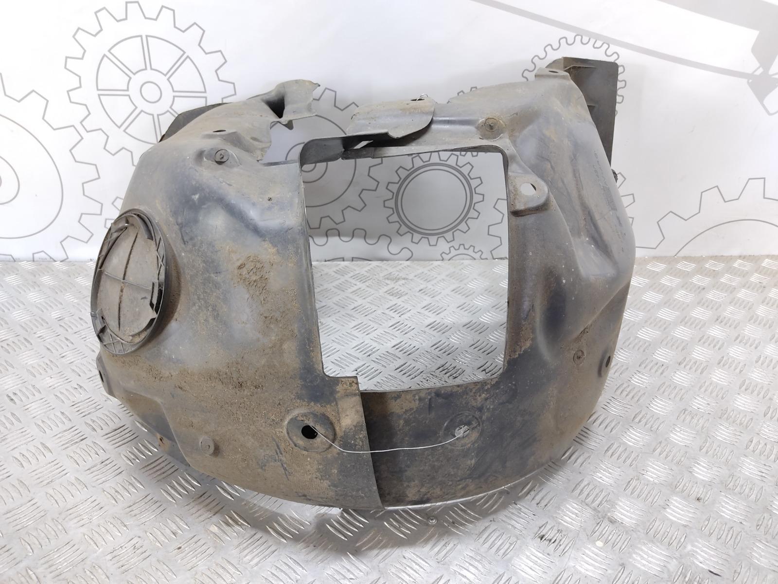 Защита арок передняя левая (подкрылок) Renault Megane 1.6 I 2007 (б/у)