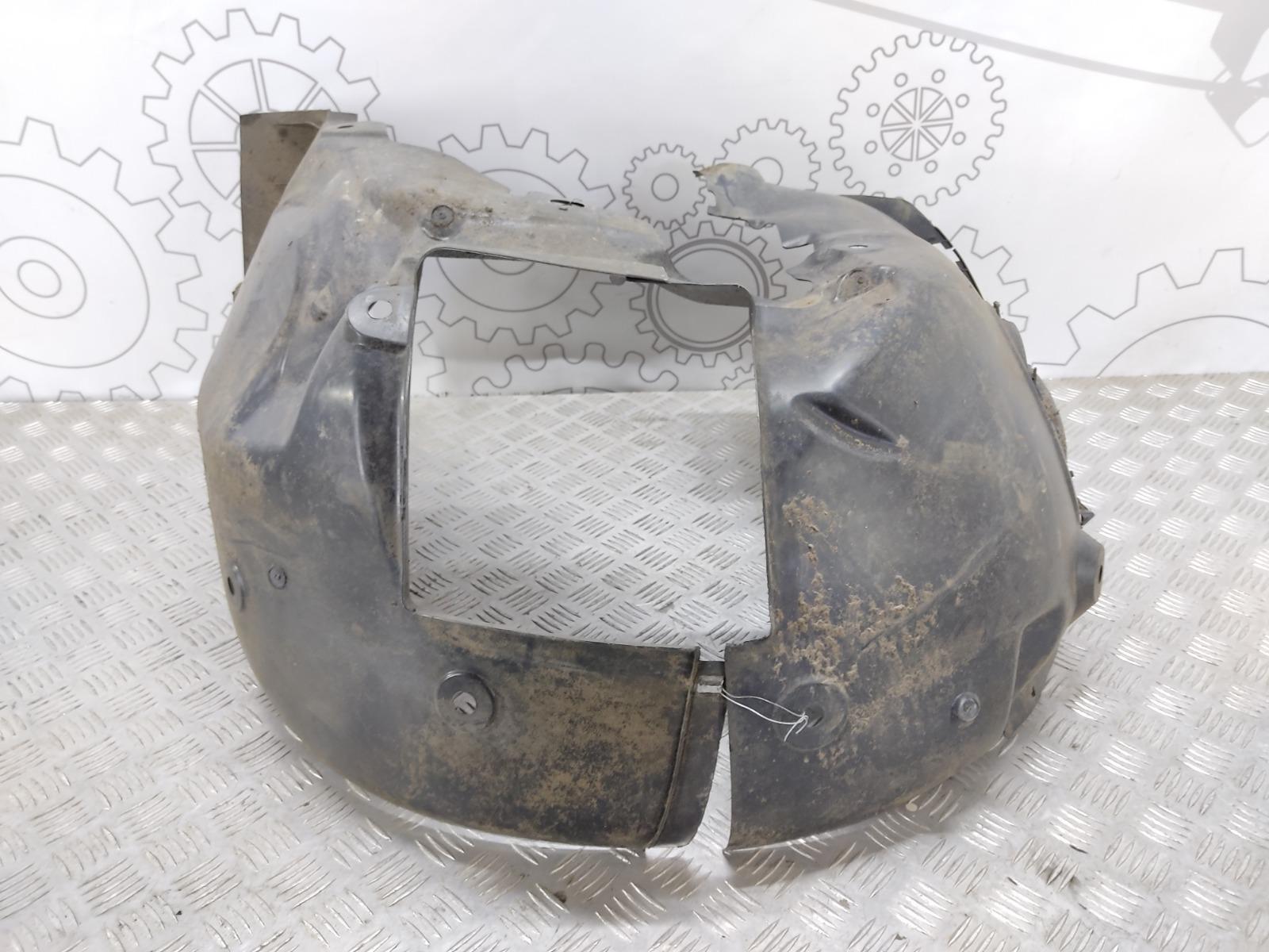 Защита арок передняя правая (подкрылок) Renault Megane 1.6 I 2007 (б/у)