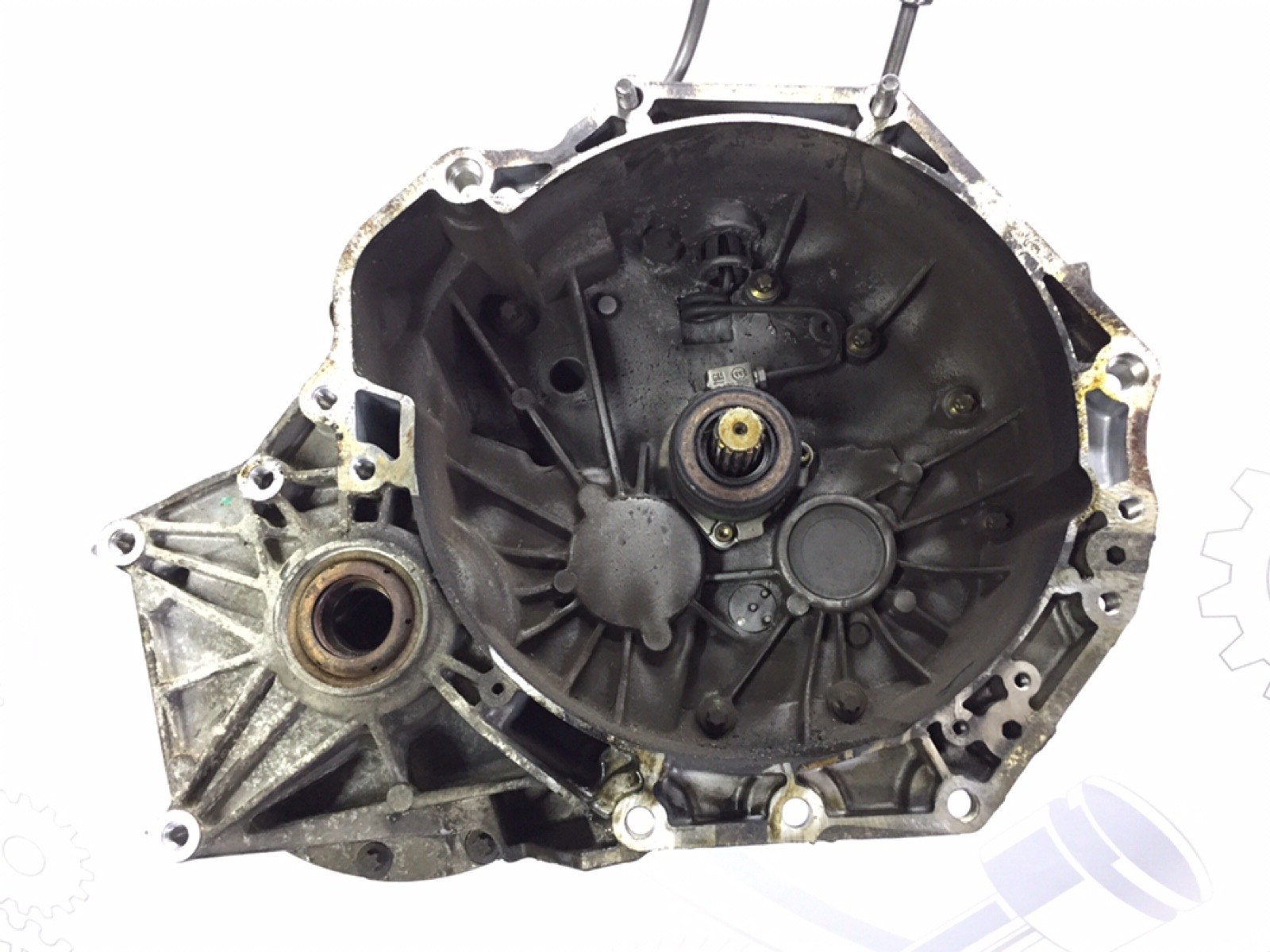 Кпп механическая (мкпп) Opel Vectra B 2.0 I 2000 (б/у)