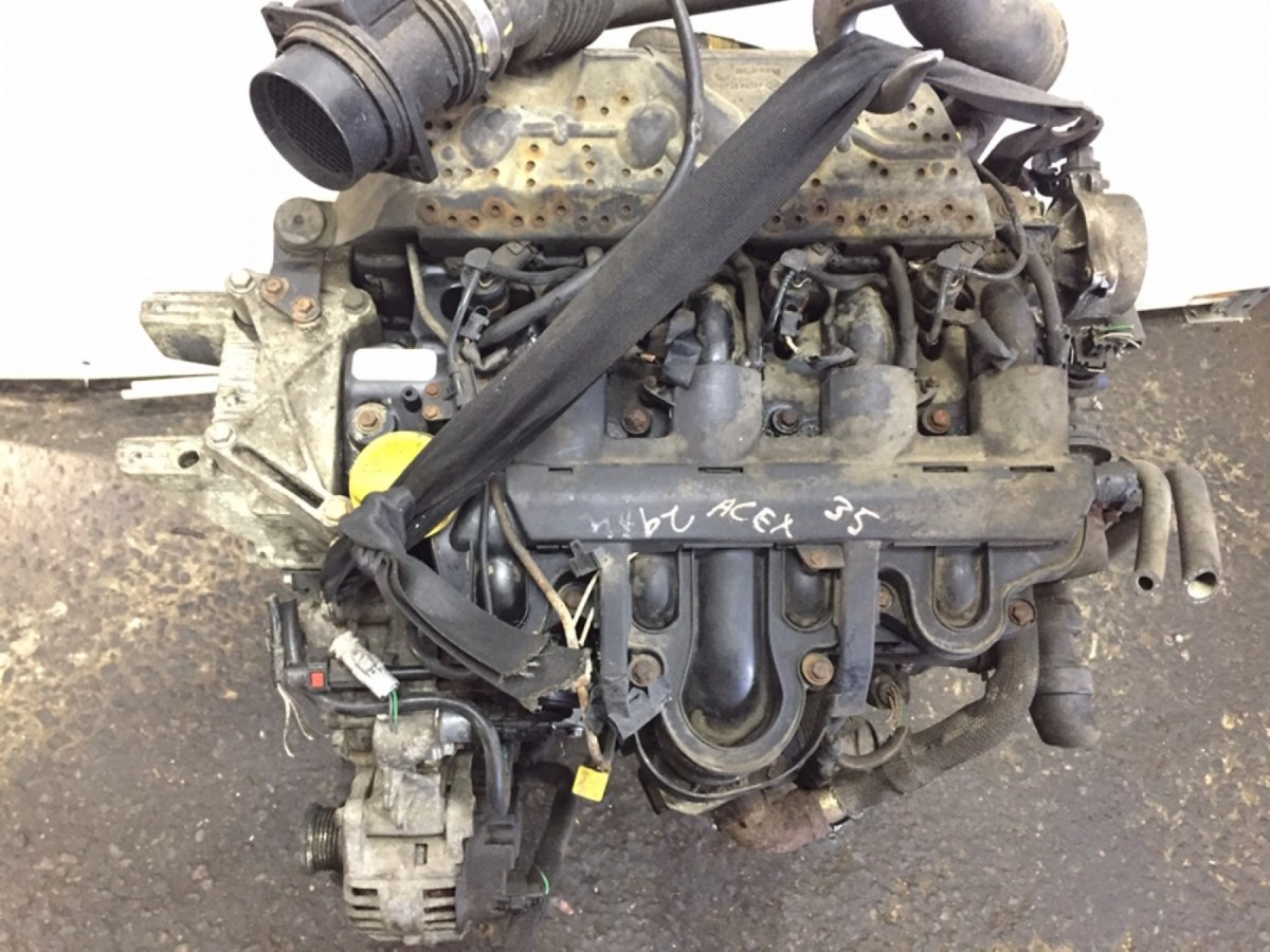 Двигатель дизельный Opel Movano 2.2 DTI 2001 (б/у)
