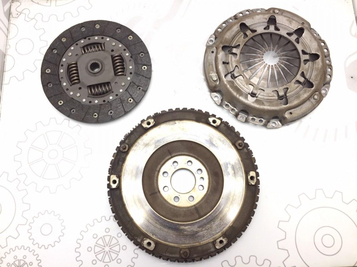 Комплект сцепления Citroen C8 2.0 I 2008 (б/у)