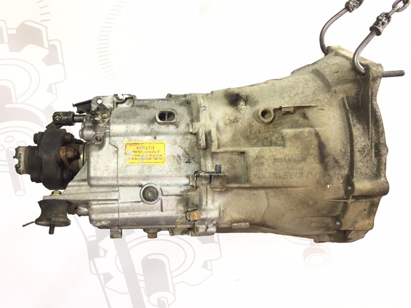 Кпп механическая (мкпп) Bmw 3 E46 2.0 I 2001 (б/у)