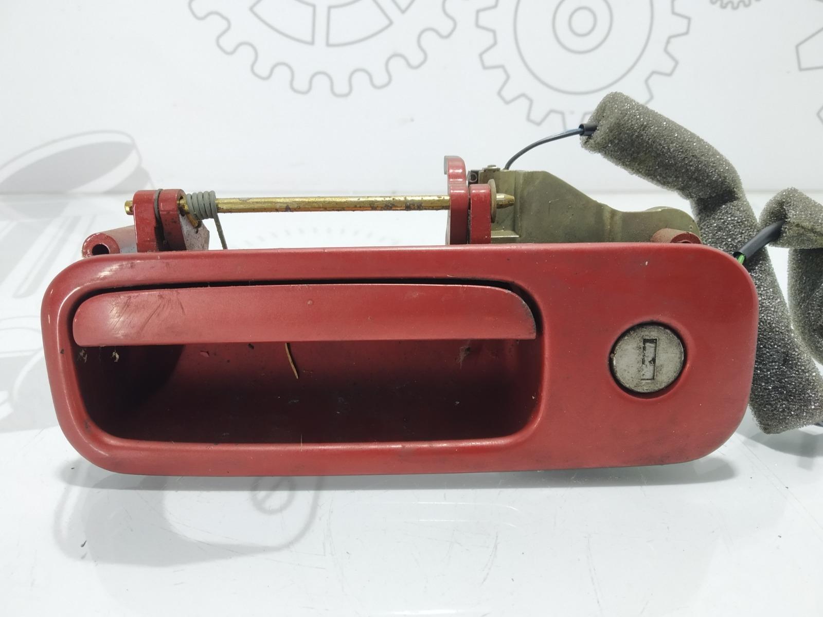 Ручка крышки багажника Seat Alhambra 1.9 TDI 2002 (б/у)