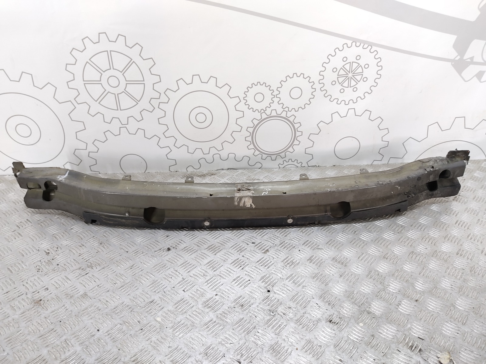 Усилитель бампера заднего Renault Grand Espace 3.0 DCI 2005 (б/у)