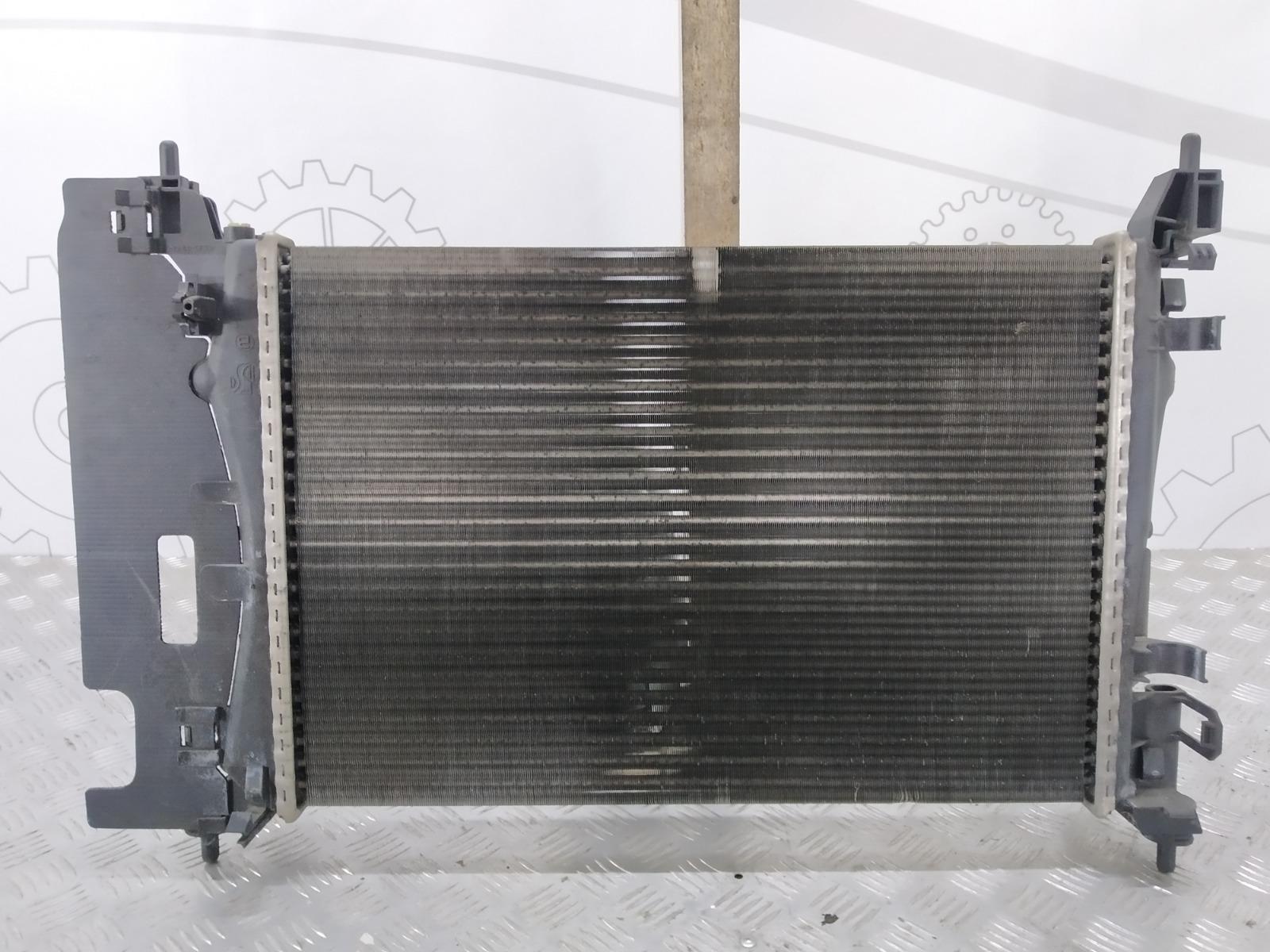 Радиатор (основной) Fiat Punto 1.4 I 2011 (б/у)
