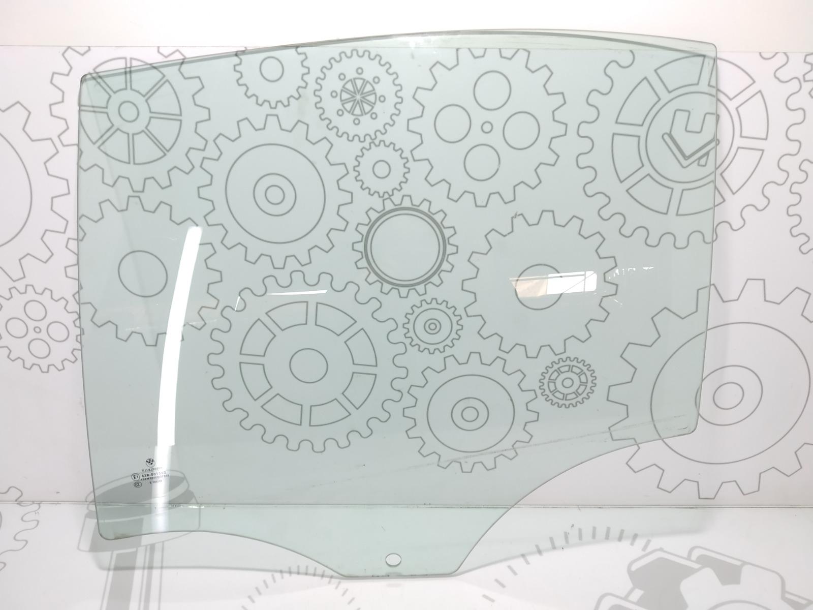 Стекло двери задней левой Bmw 3 E90 2.0 I 2005 (б/у)