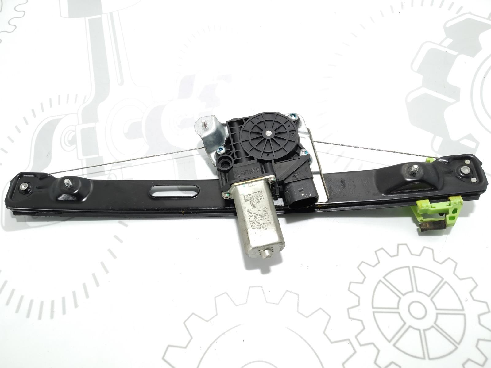 Стеклоподъемник электрический задний левый Bmw 3 E90 2.0 I 2005 (б/у)