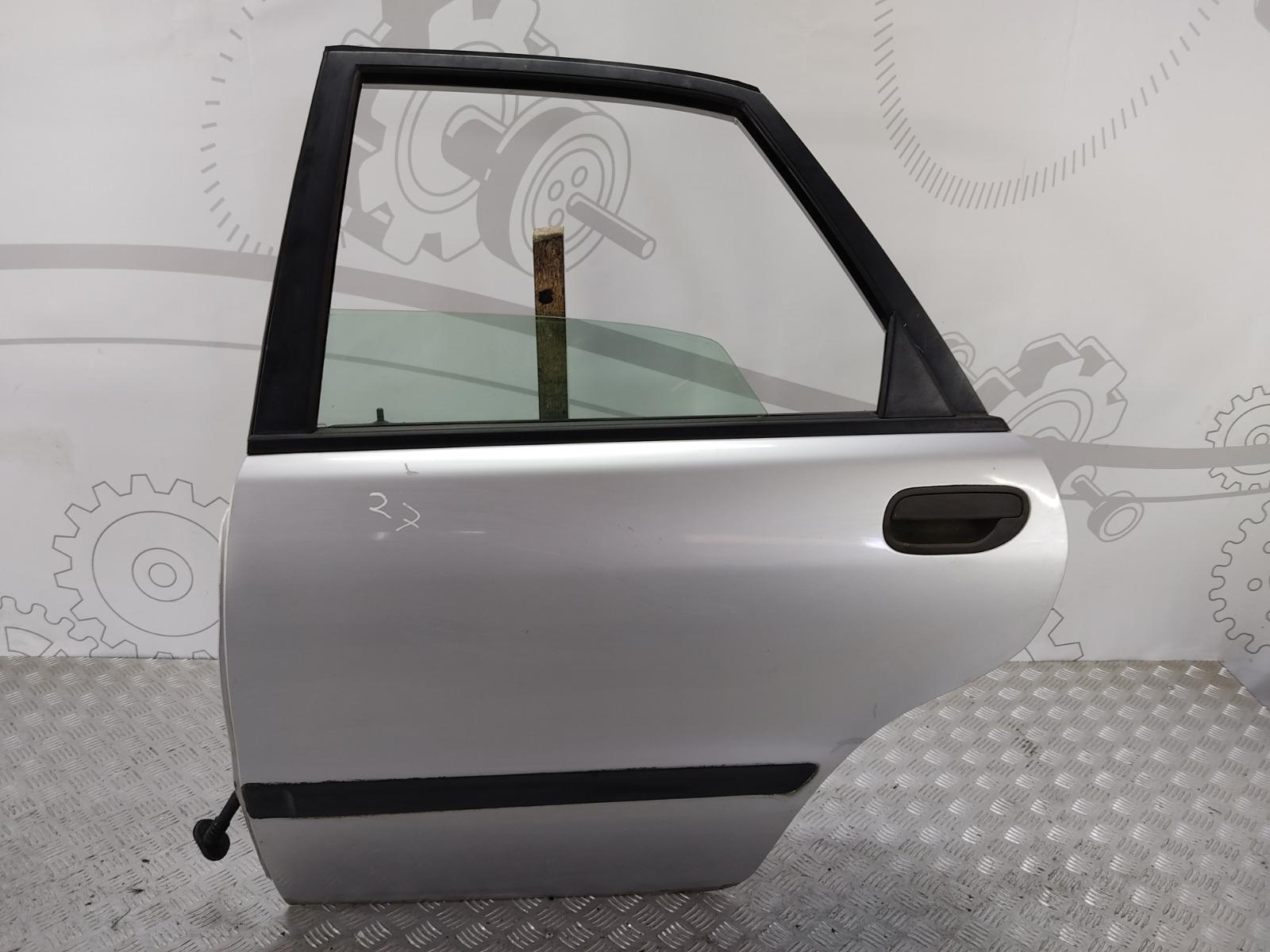 Дверь задняя левая Volvo S40 1.8 I 2001 (б/у)