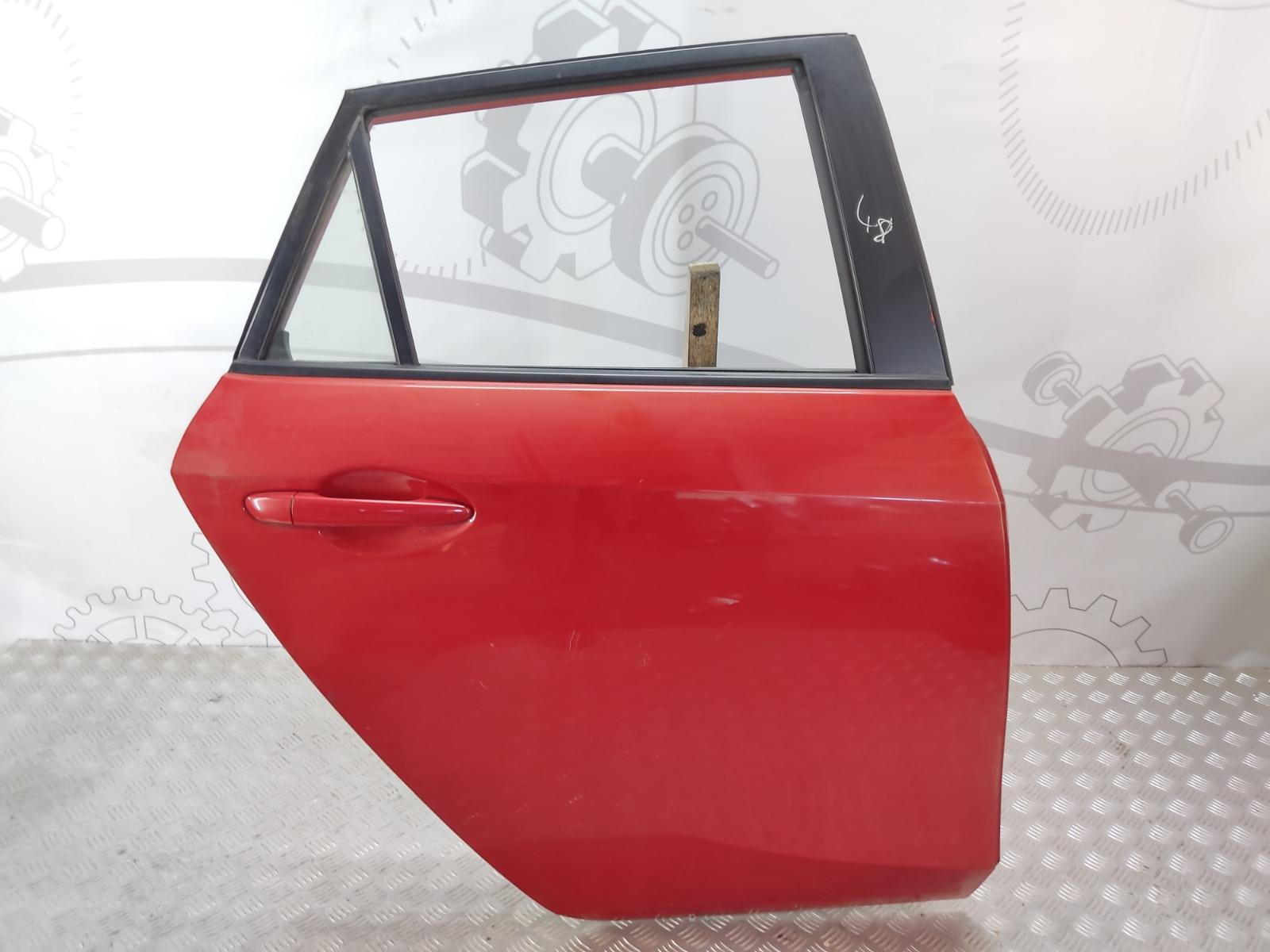 Дверь задняя правая Mazda 3 BL 1.6 I 2009 (б/у)