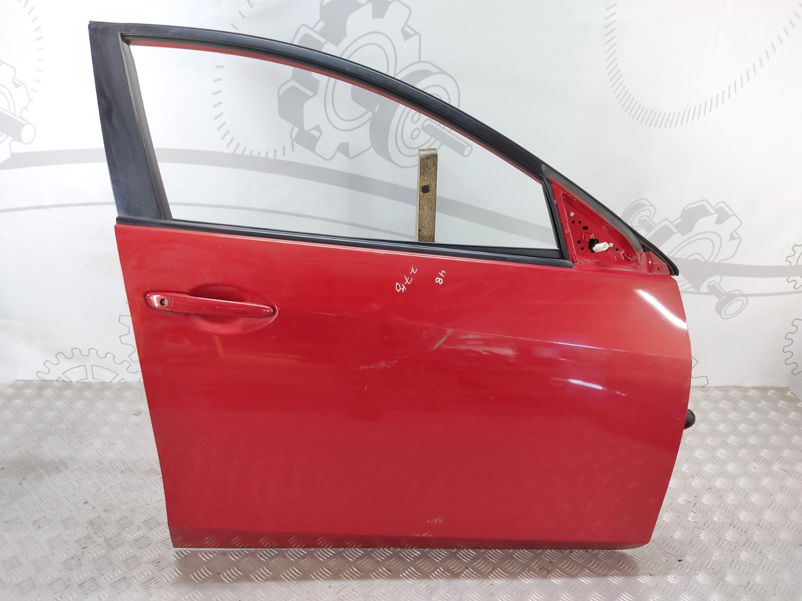Дверь передняя правая Mazda 3 BL 1.6 I 2009 (б/у)