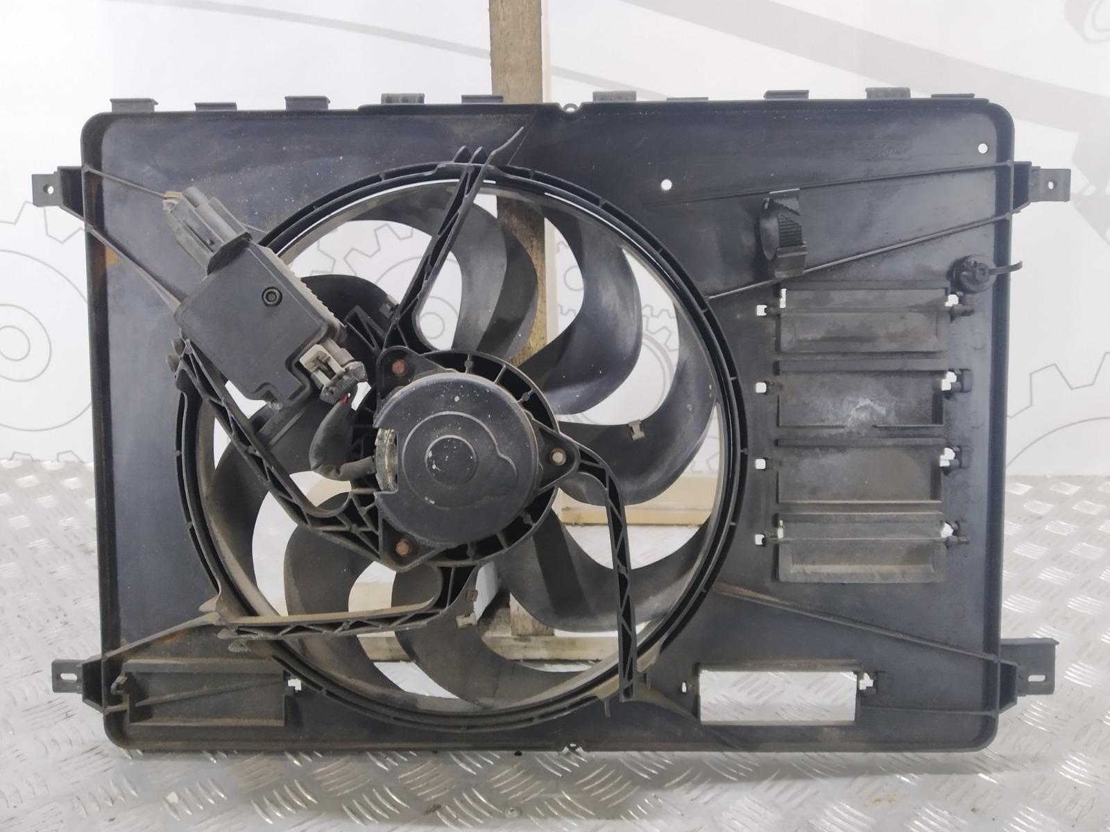 Вентилятор радиатора Ford Mondeo 1.8 TDCI 2008 (б/у)