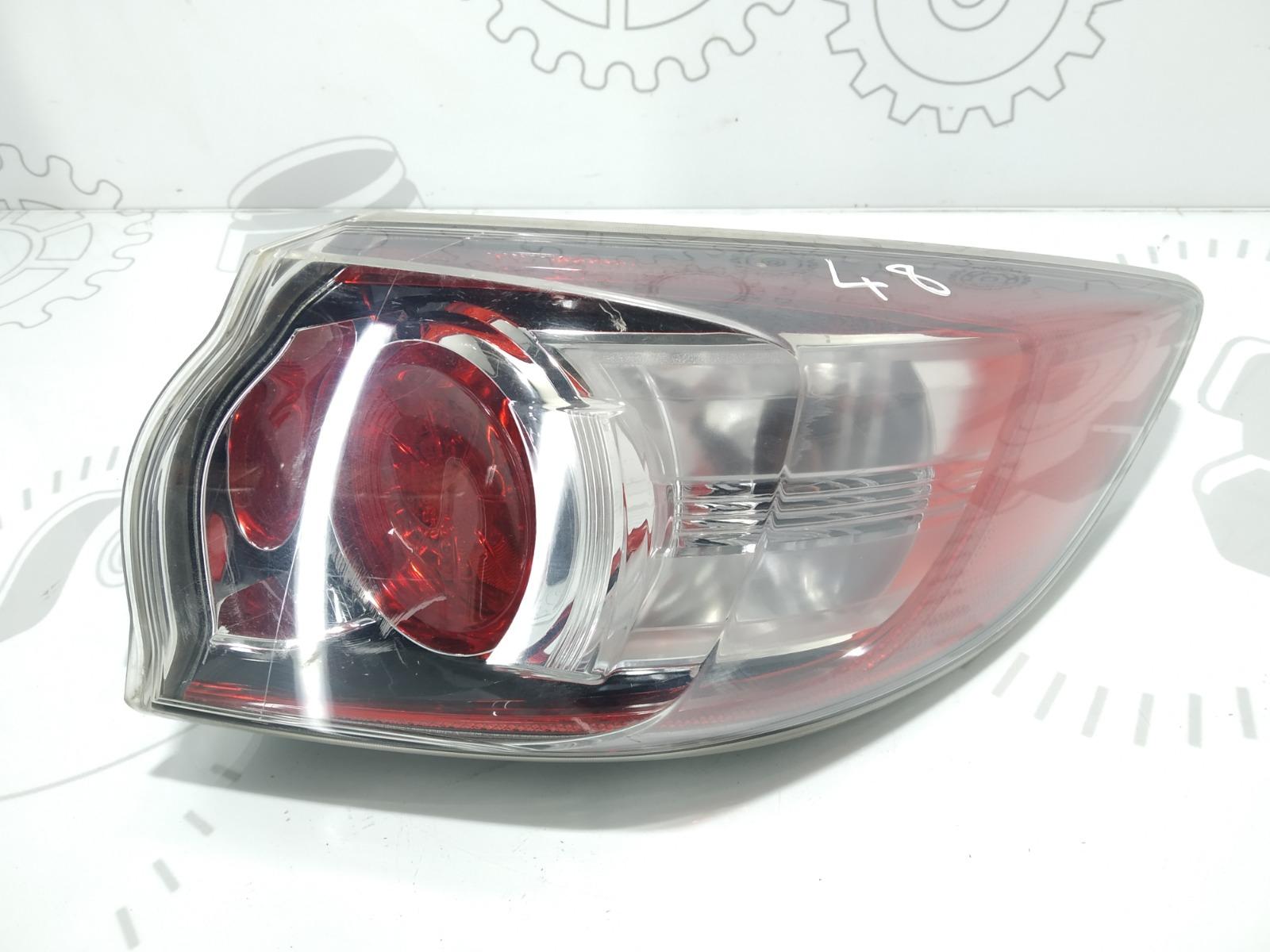 Фонарь задний правый Mazda 3 BL 1.6 I 2009 (б/у)