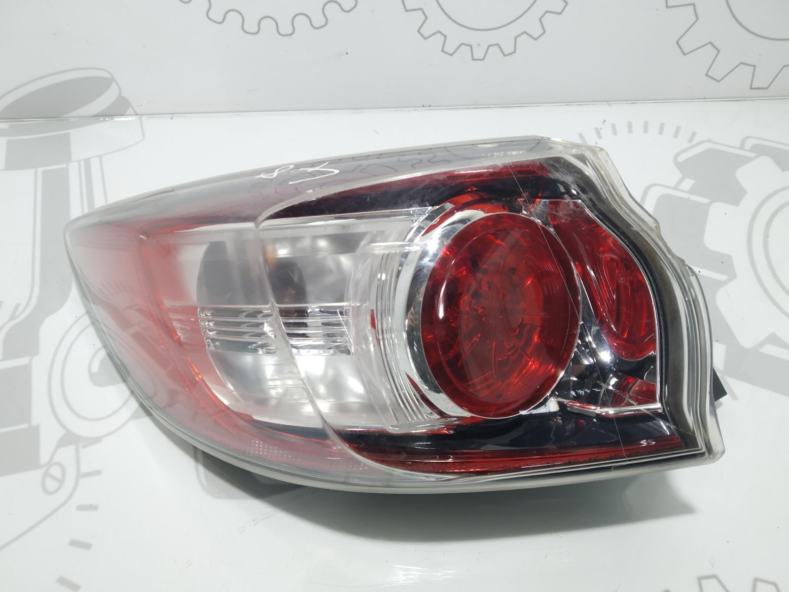 Фонарь задний левый Mazda 3 BL 1.6 I 2009 (б/у)