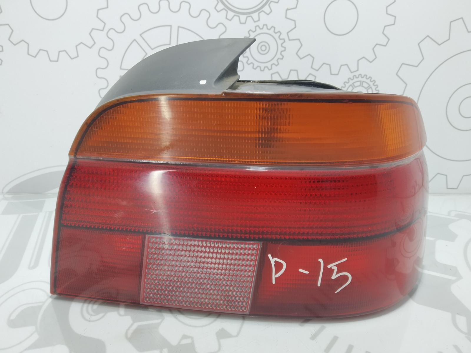 Фонарь задний правый Bmw 5 E39 2.5 TDS 1997 (б/у)