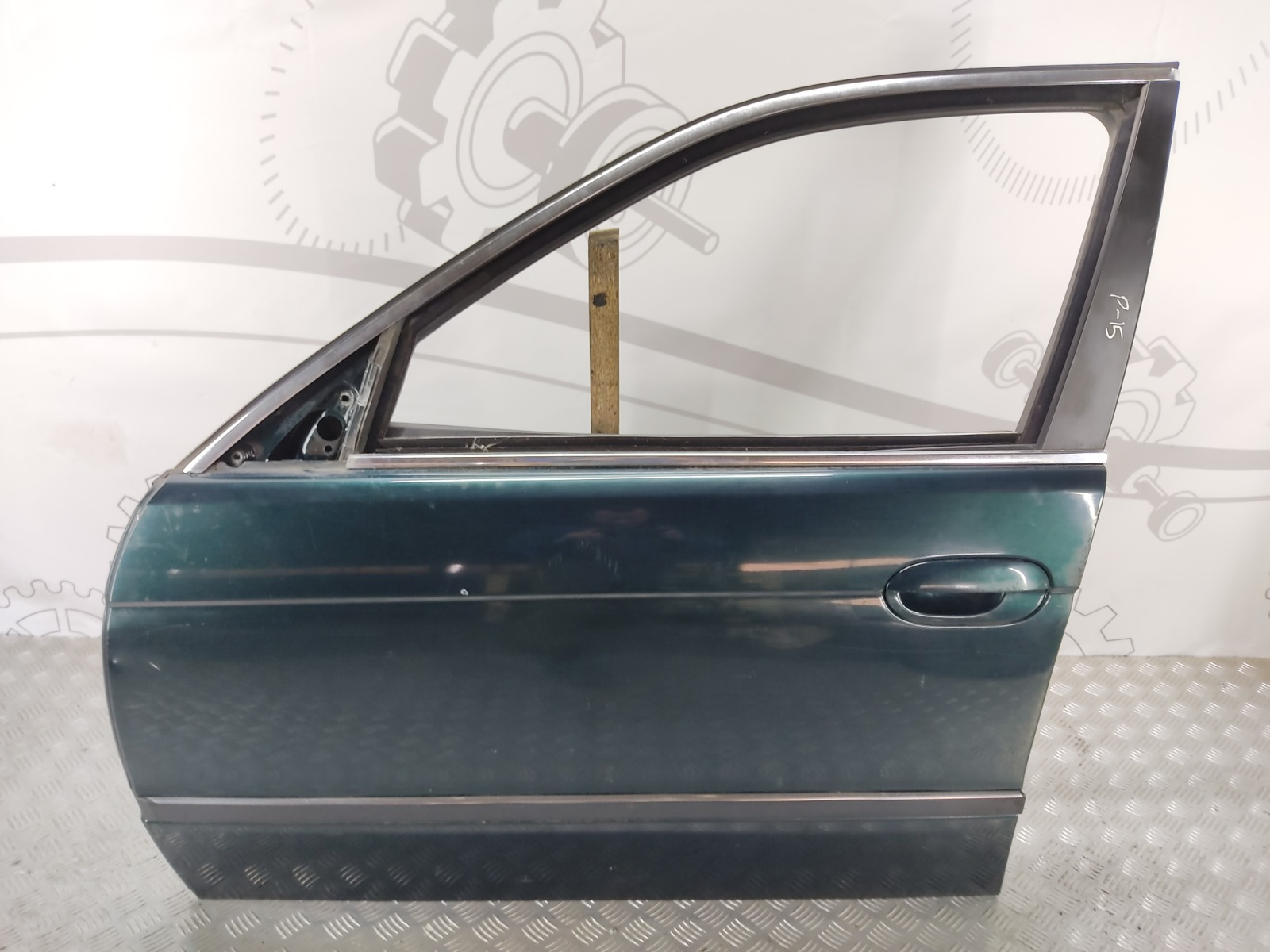 Дверь передняя левая Bmw 5 E39 2.5 TDS 1997 (б/у)
