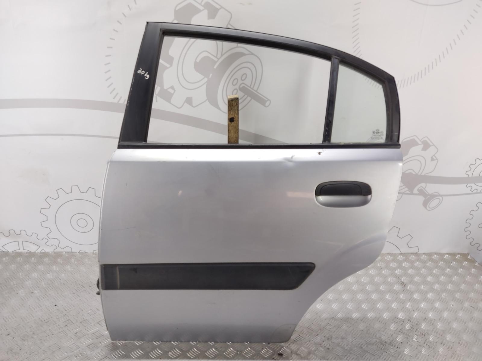 Дверь задняя левая Kia Rio 1.4 I 2006 (б/у)