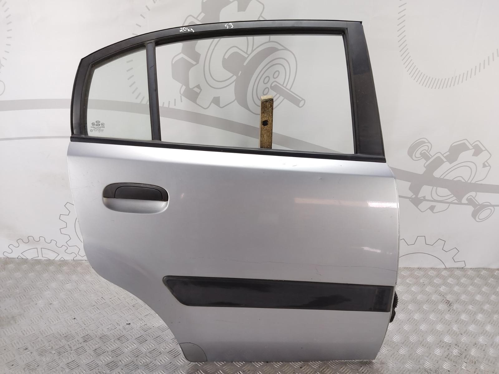 Дверь задняя правая Kia Rio 1.4 I 2006 (б/у)