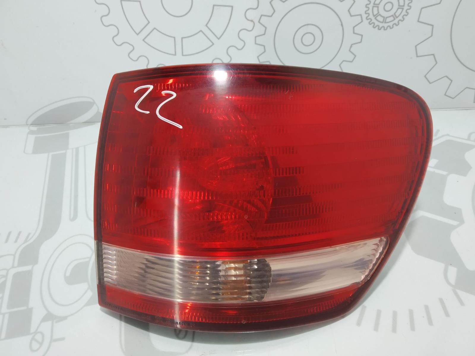 Фонарь задний правый Toyota Avensis Verso 2.0 D-4D 2002 (б/у)