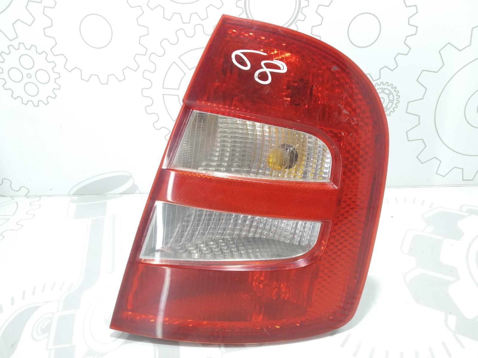 Фонарь задний правый Skoda Fabia 1.4 I 2001 (б/у)