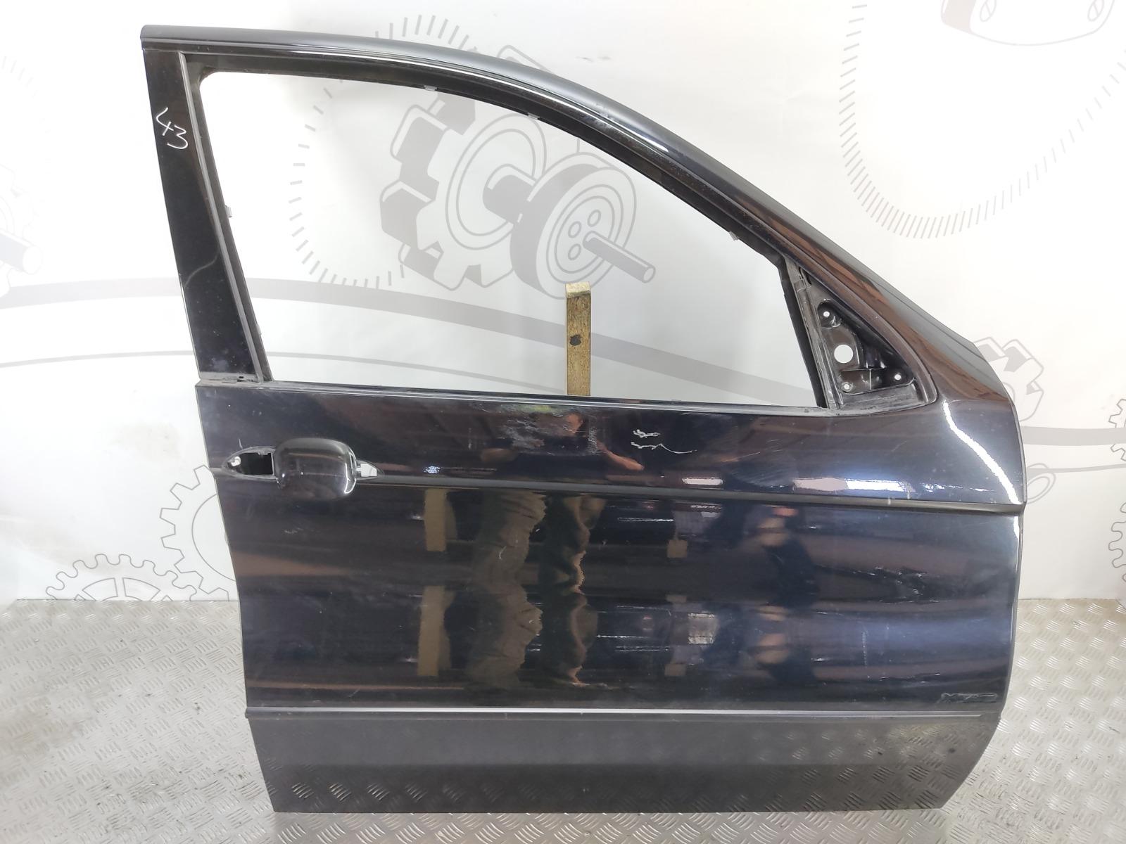 Дверь передняя правая Bmw X5 E53 4.8 I 2005 (б/у)