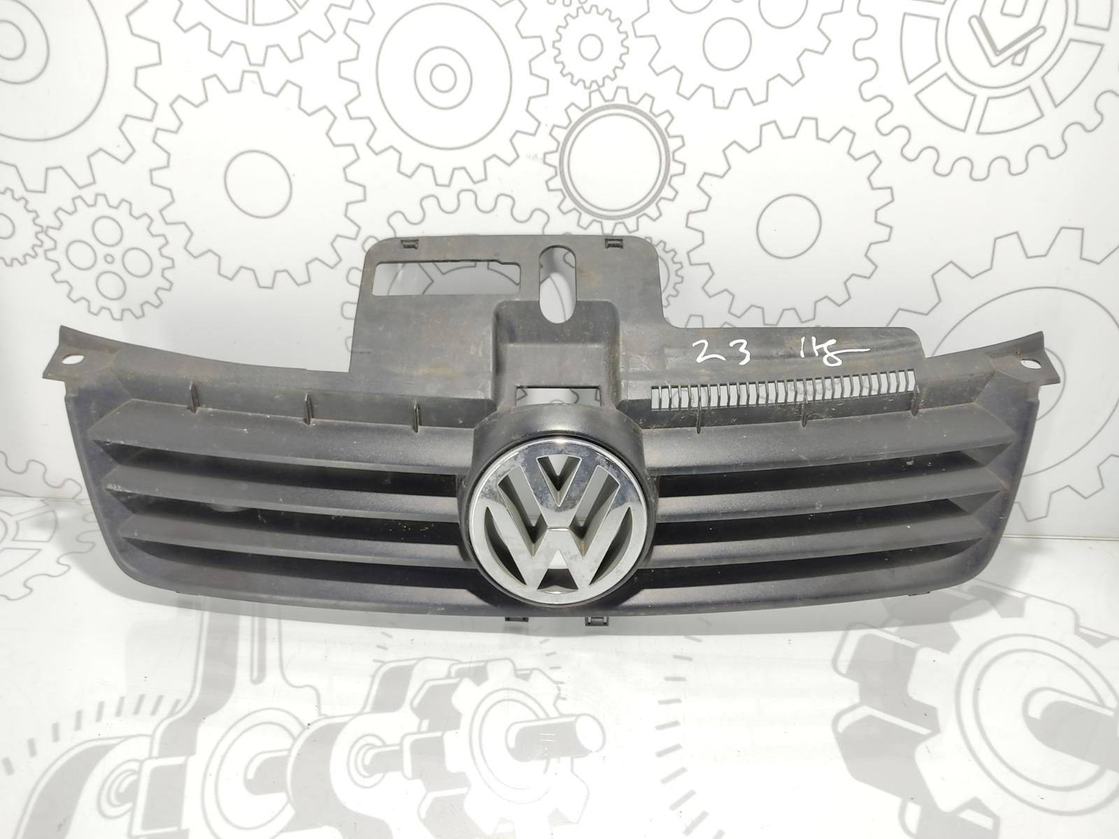 Решетка радиатора Volkswagen Polo 1.2 I 2002 (б/у)