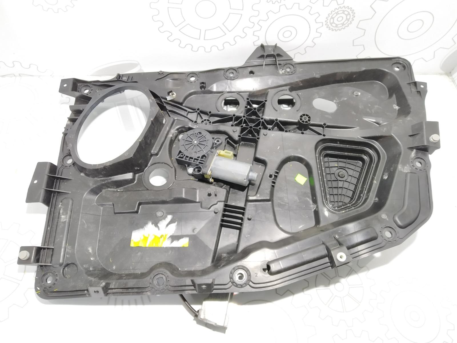 Стеклоподъемник электрический передний правый Ford Fusion 1.4 I 2004 (б/у)