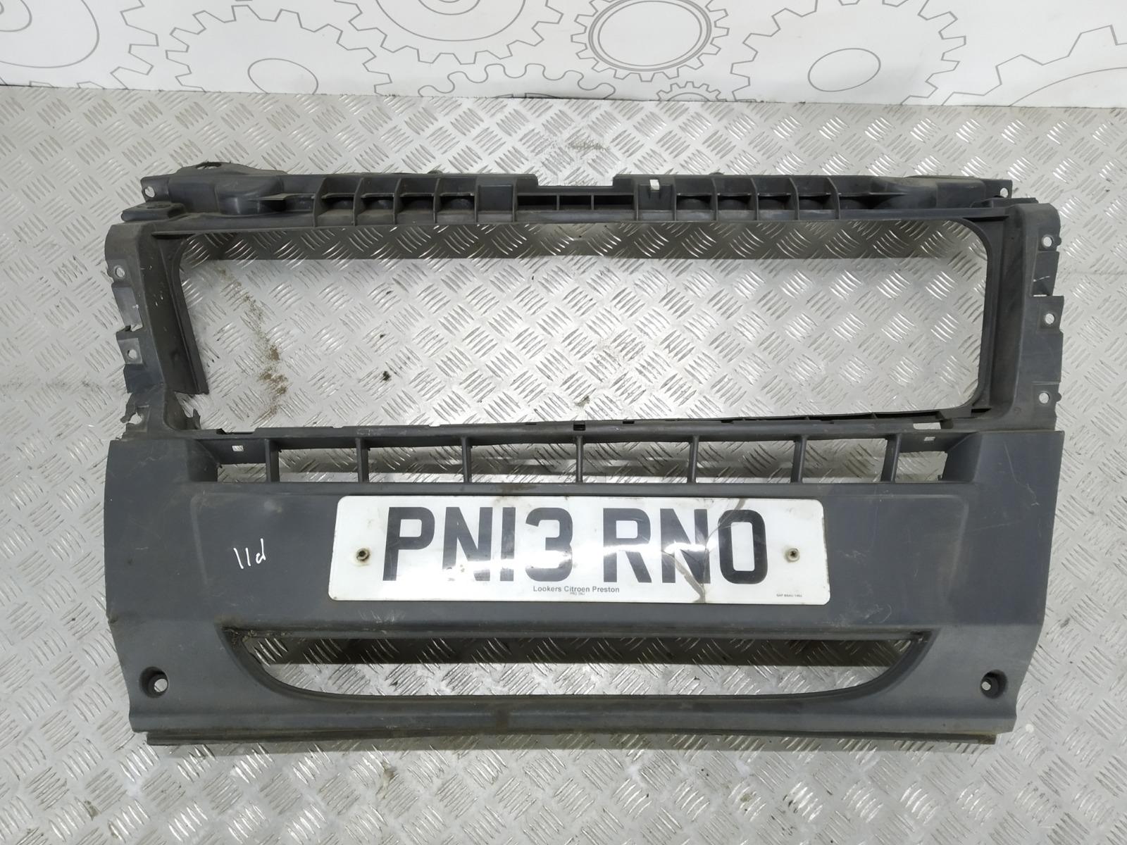 Бампер передний Citroen Jumper 2.2 HDI 2013 (б/у)