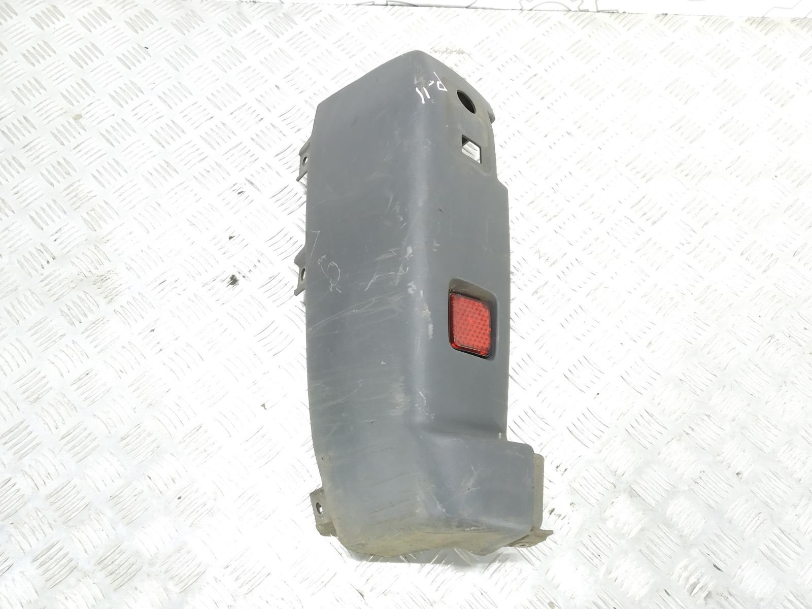 Клык бампера задний левый Citroen Jumper 2.2 HDI 2013 (б/у)
